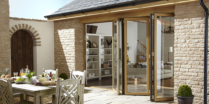 Trade Bi-Folding Doors Hertfordshire | Ready to Fit bi-fold doors ...